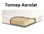Топпер Aerolat мини-матраc
