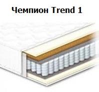 матрас Чемпион Trend 1